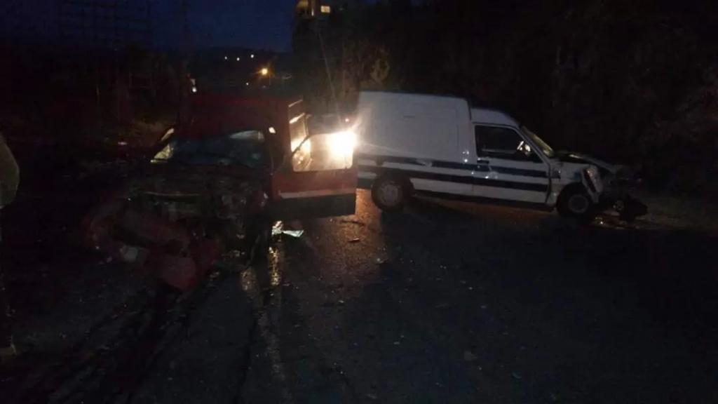 الوكالة الوطنية للإعلام: محاولة قطع طريق عام رشدبين الكورة تسبب بحادث سير وجرح شخصين