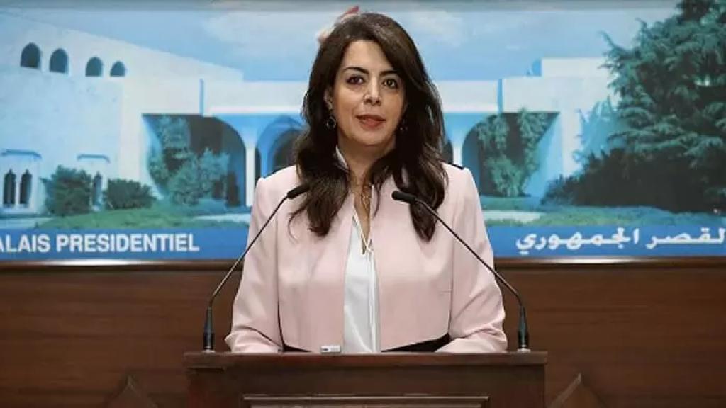 وزيرة المهجرين غادة شريم: البطاقة التمويلية أولاً
