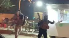 الجيش عن دهم وتوقيف مطلوبين في مدينة بعلبك أمس: أقدم أحدهم على احتجاز إحدى الفتيات كرهينة لتسهيل فراره وأطلق النار بإتجاه الدورية فردوا عليه بالمثل ما ادى الى اصابته بجروح