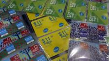 """شركة """"ألفا"""": بطاقات تشريج الخطوط المسبقة الدفع بكل فئاتها تباع بالسعر الرسمي الذي لم يطرأ عليه أي تعديل وهي مؤمنة بكميات تزيد عن حاجة السوق"""