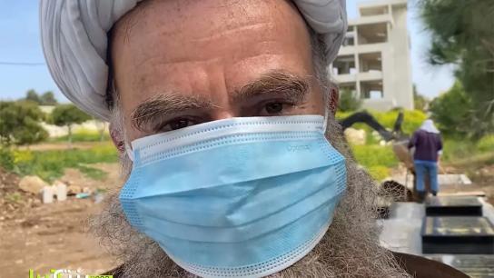 بالفيديو/ كلمة مختصرة من سماحة الشيخ ناصر أبو عليوي للأهالي في ظل تفشي الوباء