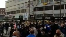 """تحرك لقطاع الشباب في الوطني الحر مقابل مصرف لبنان في جونية للتعبير عن """"رفضهم للسياسات المالية والمصرفية لحاكم مصرف لبنان"""""""