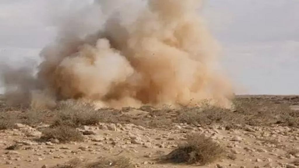 وفاة مواطن بانفجار لغم ارضي في منطقة البقيعة على مجرى النهر الكبير عند الحدود اللبنانية -السورية