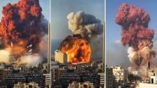"""بحث علمي يكشف أثر انفجار مرفأ بيروت على """"سقف الكرة الأرضية"""".. بعدما رُصدت اهتزازت الإنفجار في دول أوروبية!"""