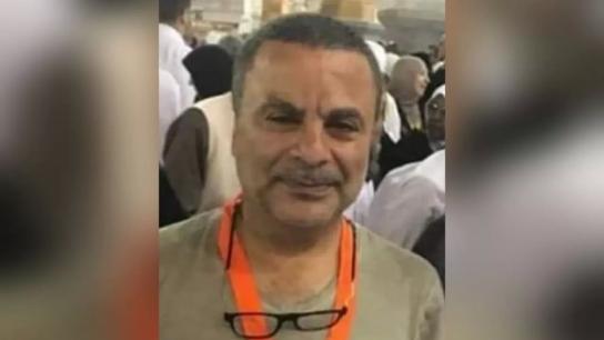 الحاج محمد ضاهر ابن مدينة بنت جبيل توفي بعد تعرضه لحادث سير في بيروت