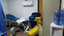 """بالصور/ تكسير طوارئ """"المستشفى الإسلامي"""" في طرابلس بسبب خلاف مع الطاقم الطبي"""