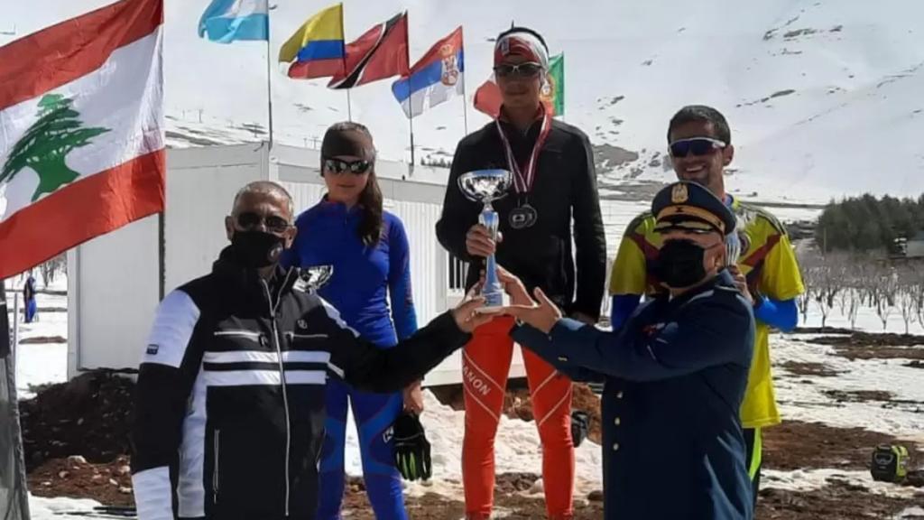 إنجاز دولي...لبنان يتصدر الترتيب النهائي في بطولة الدول الصغرى في تزلج العمق