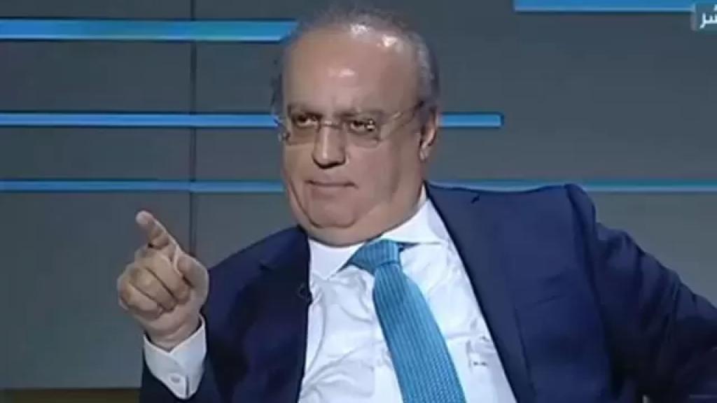 """وئام وهاب: """"الخلاف حول الحكومة سيستمر حتى آخر دولار مع رياض سلامه...من غير كيسك يا مذري ذري"""""""