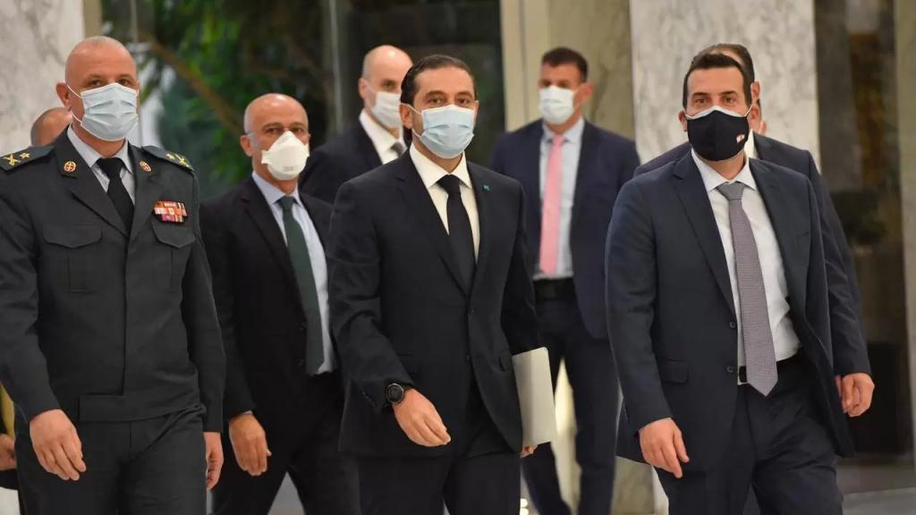 اليكم التشكيلة التي وزعها الرئيس الحريري في بعبدا والتي قدّمها للرئيس عون منذ أكثر من 100 يوم