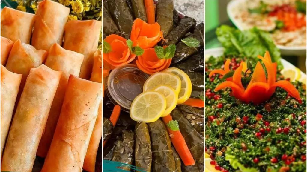 بالصور/ just.yummmy...مطبخ مغترب بنفس لبناني وإيد مشبّعة حنين للبنان ولمّات الأهل عالسُّفرة