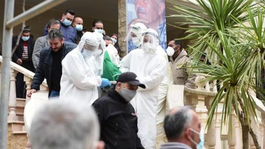 اليوم طرحت السنديانة نبضها في فيء الصنوبر.. بنت جبيل تودع الأديب والمفكر بلال شرارة