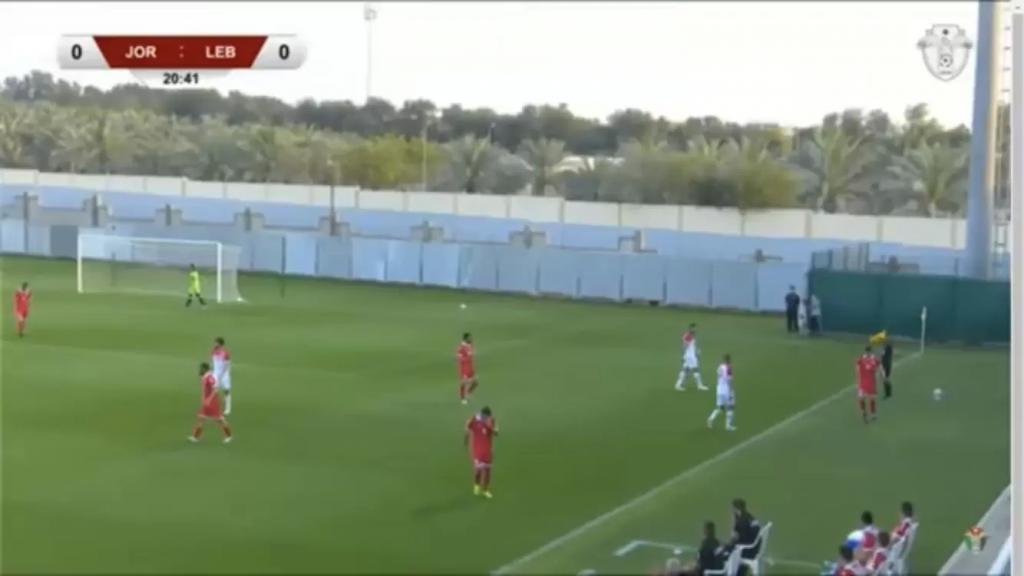 خسارة لبنان أمام الأردن وديًّا بنتيجة صفر - واحد في دبي