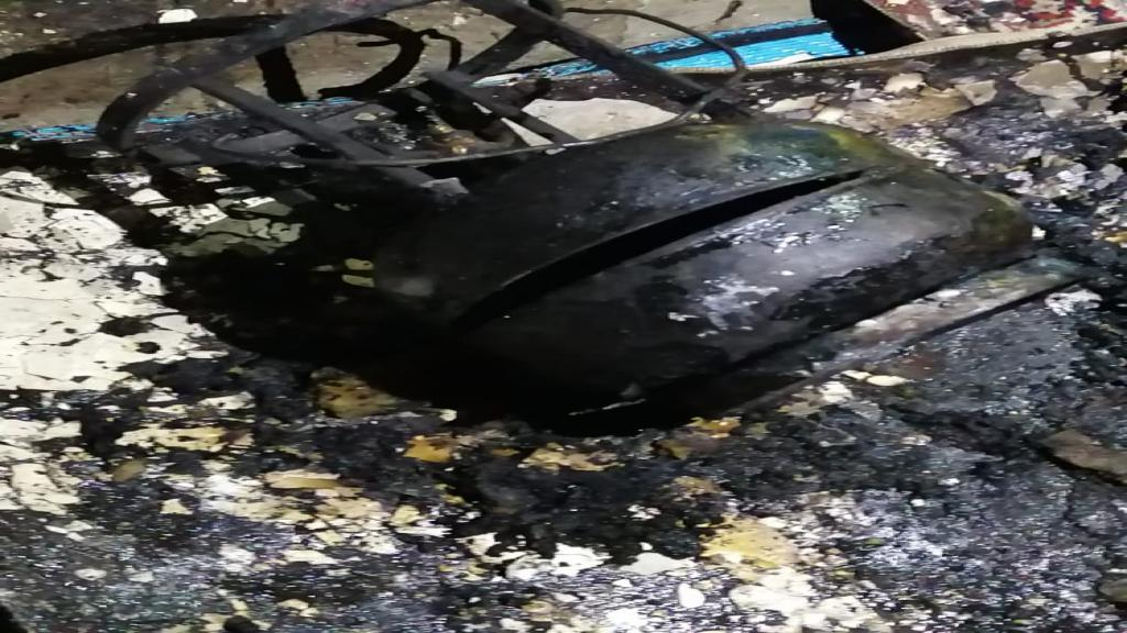 الوكالة الوطنية: خمسة جرحى بانفجار قارورة غاز داخل شقة في حي النبي إنعام في بعلبك وأحدهم في حالة حرجة