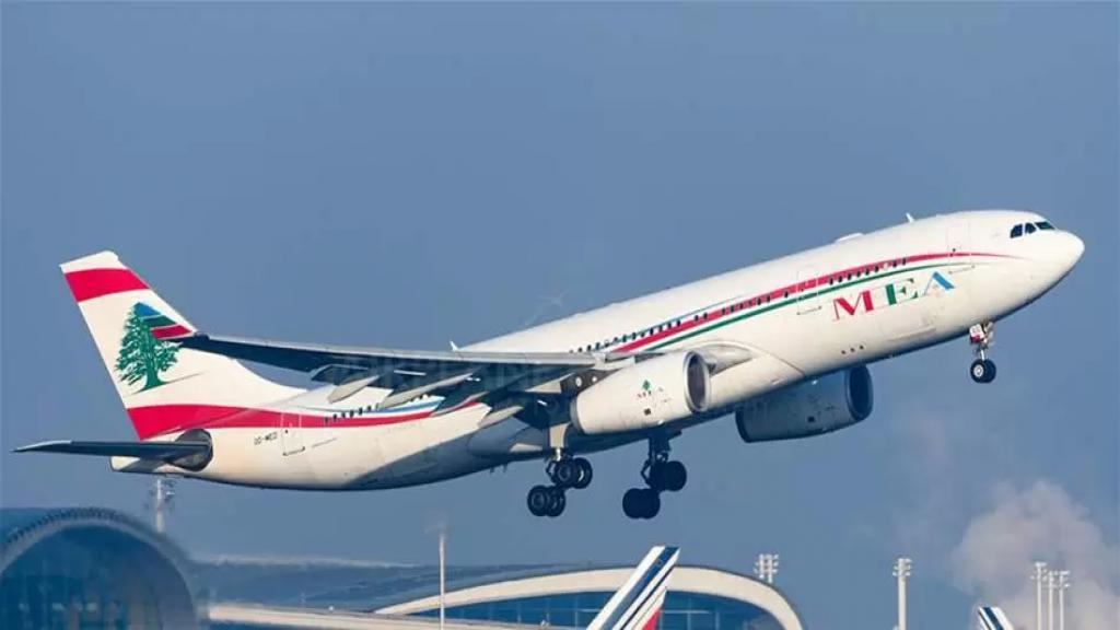 طيران الشرق الاوسط: فتح الحدود الجوية القبرصية أمام اللبنانيين إبتداء من الاول من نيسان 2021
