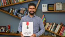 تقديرا لانجازاته..المهندس طارق ابراهيم ينضم الى كبار رواد من لبنان للعام 2021
