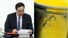 """الرئيس دياب يكشف عن """"ملف جديد يشكّل خطراً"""": مواد نووية عالية النقاوة موجودة في منشآت النفط في الزهراني!"""