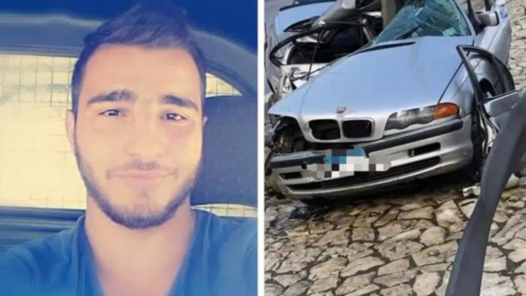 """كان في طريقه الى خدمته... تفاصيل حادث طبرجا المروّع الذي خطف حياة """"محمد سنكري"""" العريف في """"شعبة المعلومات"""""""