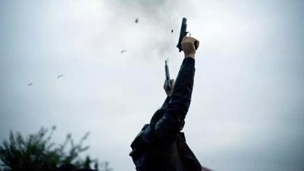 مجهولون أطلقوا النار في الهواء على اوتوستراد المنية وتضرر واجهات بعض الأبنية