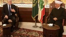 فهمي من دار الفتوى: وزارة الداخلية حريصة على امن المواطن وحرية التعبير وتوفير الاستقرار