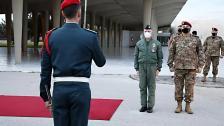 رئيس أركان الدفاع الإيطالي الجنرال Enzo Vicciarelli: «على الشعب اللبناني أن يفخر بجيشه»