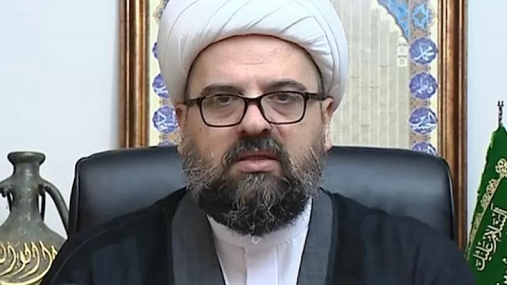 المفتي قبلان: قيام لبنان والطموح السياسي والرئاسي يحتاج كل بنيه وطوائفه