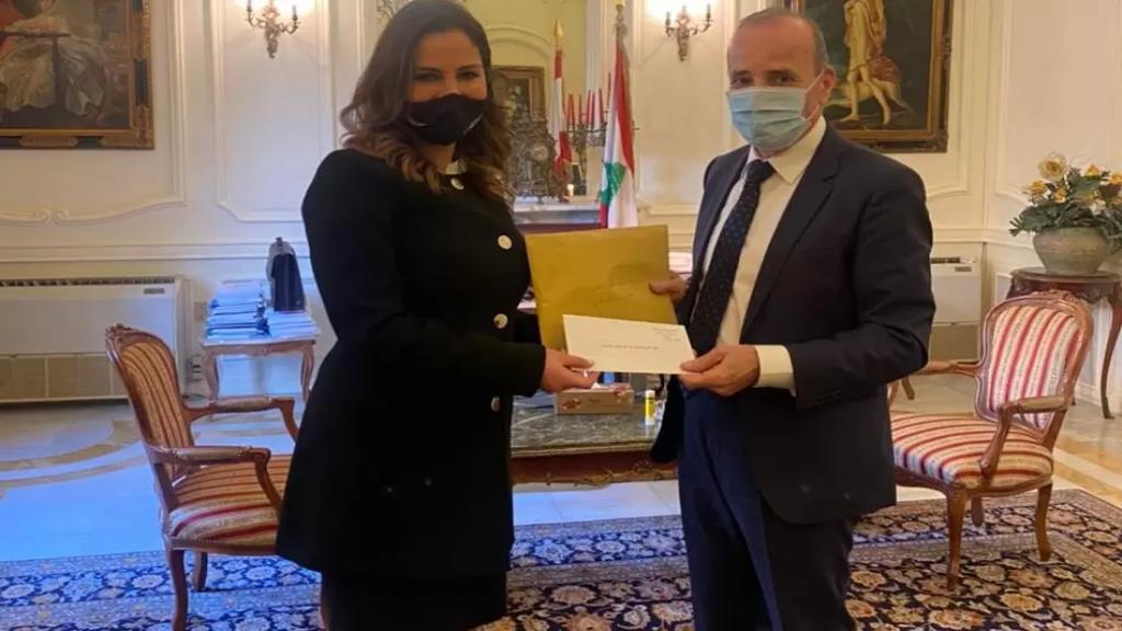 منال عبد الصمد قدمت الى رئيس المجلس الدستوري تصريحاً عن الذمة المالية