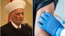 بالصورة/ المفتي دريان: فحص الـ PCR واللقاح المضاد لكورونا غير مُفطرين ولا يفسدان الصوم في شهر رمضان المبارك وغيره