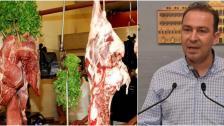 وزير الزراعة: على البلديات إجبار الملاحم على وضع أسعارها بشكل علني وواضح
