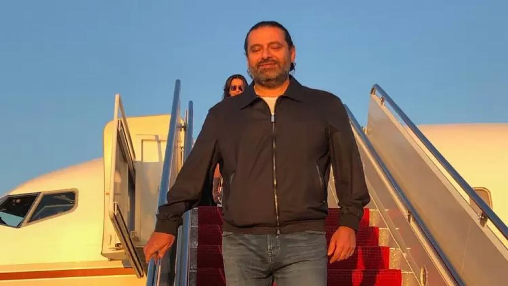 """مصادر بيت الوسط لـ """"الأنباء"""": الحريري مستعد لقطع زيارته إلى الإمارات والعودة للبنان في حال حصول تطورات إيجابية تستدعي حضوره"""