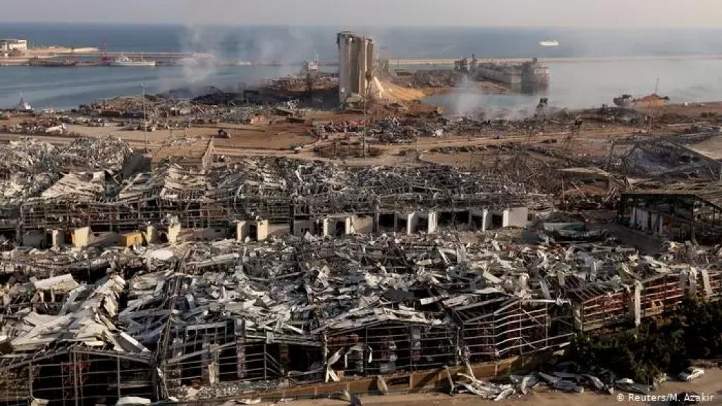 """كلفتها ما بين 5 و15 مليار دولار وستؤمن 50 ألف وظيفة.. إليكم تفاصيل خطة المانيا لإعادة بناء مرفأ بيروت بحسب """"رويترز"""""""