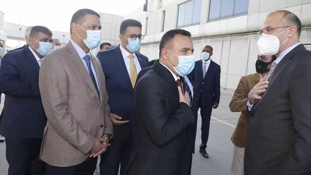 لبنان يوقع اتفاقًا مع العراق يشمل النفط مقابل الخدمات الطبية.. هذا ما دار بين وزير الصحة حمد حسن ونظيره العراقي