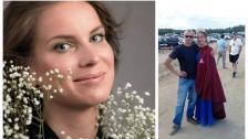 الغيرة تتسبب في مقتل ملكة جمال روسية..الشرطة عثرت على جثتها المشوهة بين الثلوج والجاني حبيبها!