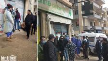جريمة قتل داخل صيدلية في النبطية.. شخص يطلق النار على مواطن ويرديه قتيلًا
