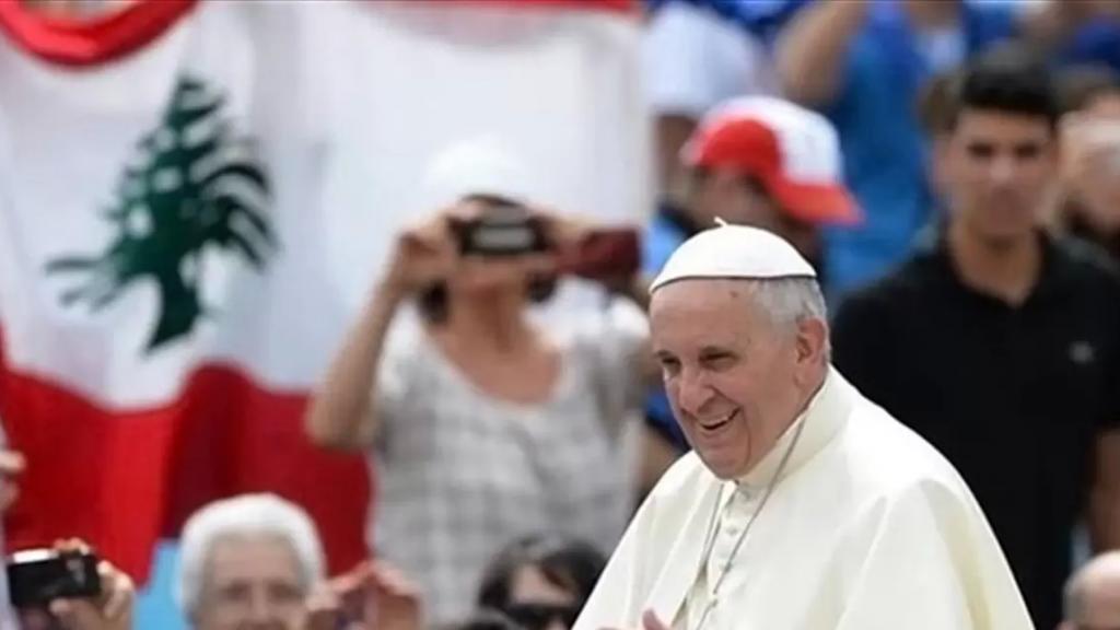 البابا فرنسيس في قداس عيد الفصح المجيد مطالبًا: ادعموا لبنان!
