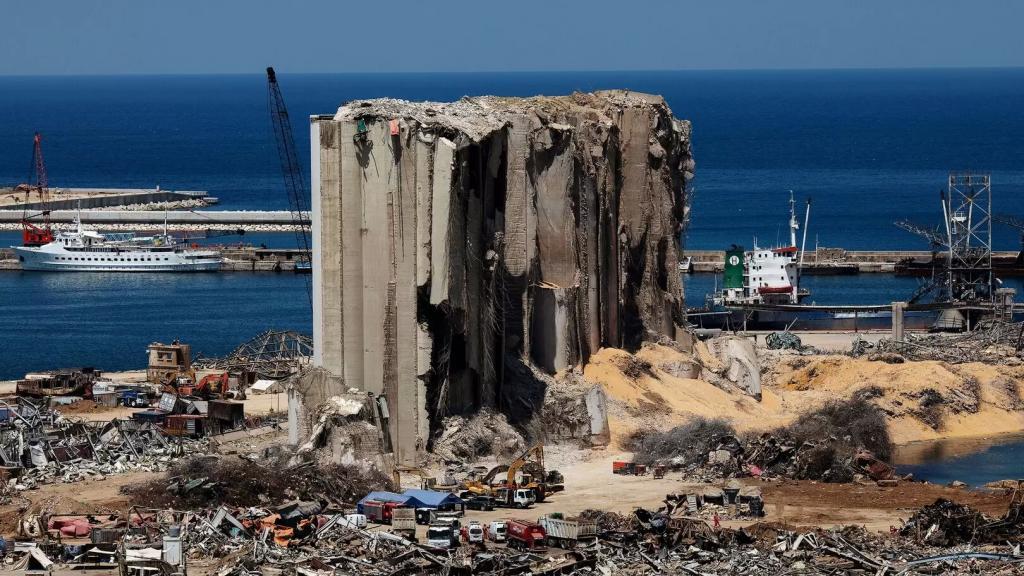 وفد الشركات الألمانية يصل هذا الاسبوع الى بيروت لعرض دراسة حول إعادة اعمار مرفأ بيروت (mtv)