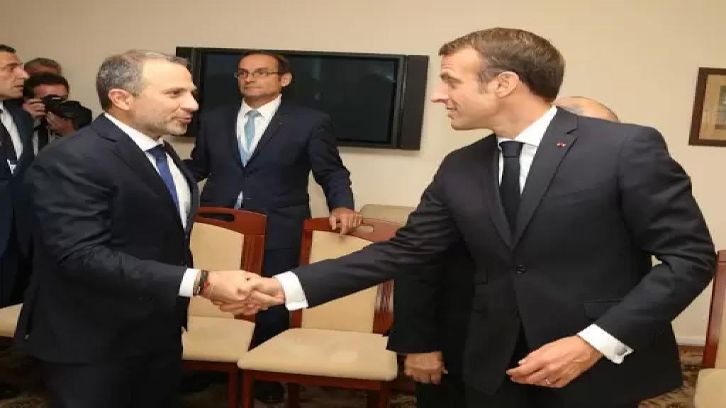 مصدر في السفارة الفرنسية للـLBCI: لا نعلق على الأنباء المتداولة حول زيارة لباسيل إلى فرنسا