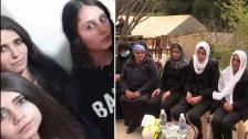 من طرطوس إلى لبنان.. بحبوش شيّعت الفتيات كارول وعايدة وميرنا اللواتي قضين غرقًا