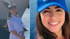 أول مصرية تقود سفينة الشابة مروة: حمّلوني مسؤولية السفينة الجانحة.. لا يتقبلون فكرة عمل النساء في البحر!