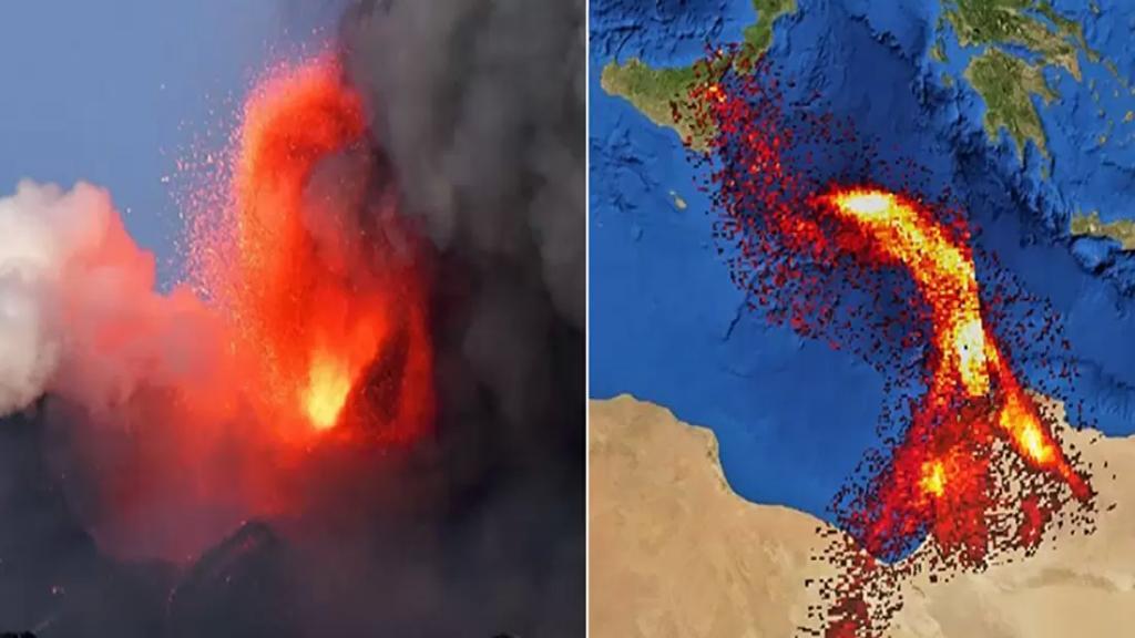 """بعد الحديث عن عاصفة من ثاني أكسيد الكبريت ستصل إلى لبنان.. متخصص في الأرصاد الجوية يؤكد ستصل الكتلة """"مخففة"""" ولا داعي للهلع!"""