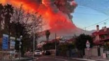 المفوض في الدفاع المدني الإيطالي يوضح.. إنه الإنفجار الـ17 للبركان الإيطالي وكتل ثاني اوكسيد الكبريت لا تهدد لبنان ولا الشرق الأوسط!
