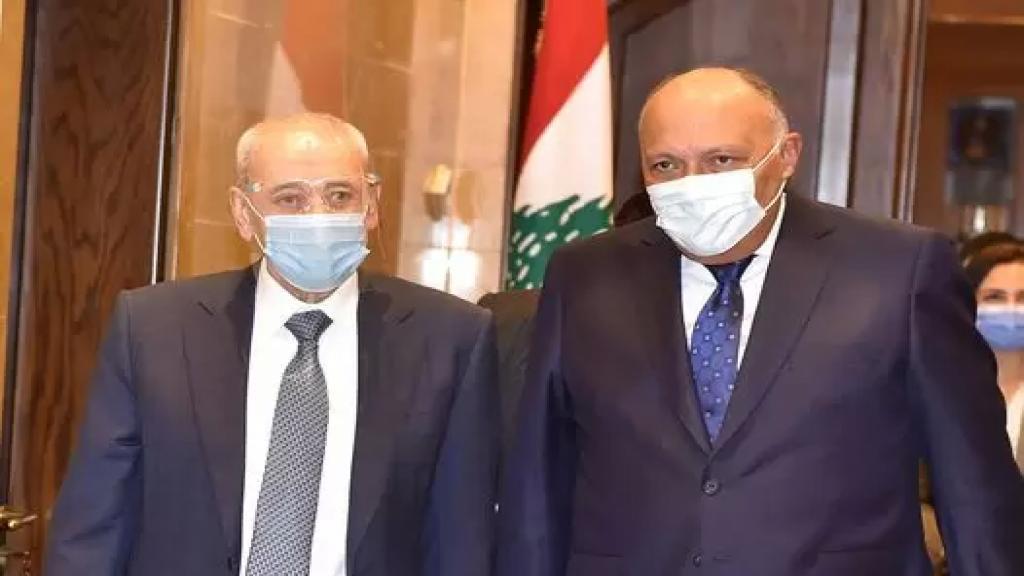الرئيس بري: نشكر مصر على المساعدات التي قدمتها وتقدمها على الدوام للبنان وخاصة منذ انفجار المرفأ.. وصولا إلى سعيها لإنقاذ لبنان من المأزق الراهن