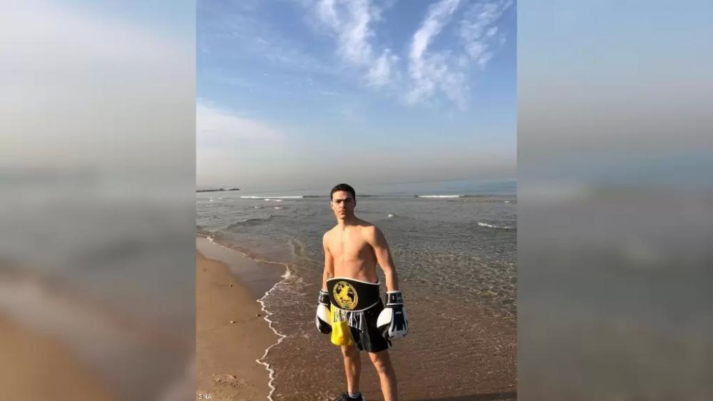 من بين 500 مشترك.. الشاب اللبناني كريم حريق يحرز المركز الثاني عالميًا في بطولة قتالية