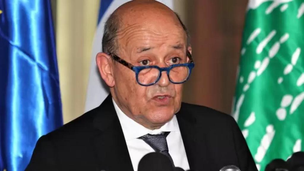 """وزير الخارجية الفرنسي:""""سنتخذ إجراءات بحق من عرقلوا حل الأزمة في لبنان والأيام المقبلة ستكون مصيرية"""""""
