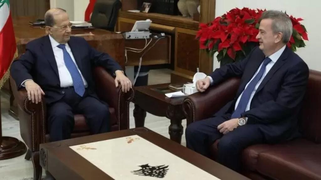 دوائر القصر للـ LBCI: يُرجّح أن يُقدِم الرئيس عون على خطوة إجرائية تجاه سلامة
