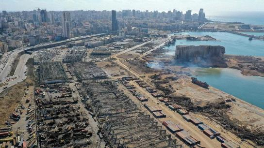 مجموعة شحن فرنسية: نريد إعادة بناء مرفأ بيروت في أقل من 3 سنوات رغم الأزمة السياسيّة