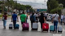 الاعلامي جان عزيز: بحسب الإحصاءات التي تلقتها باريس سجلت سفارة غربية واحدة في بيروت 130 ألف طلب هجرة