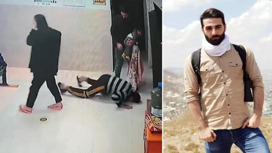 """بالفيديو/ قصدوا الطبيب صارخين """"ماتت ماتت مخنوقة"""".. مشهد يحبس الأنفاس لطبيب فلسطيني ينقذ طفلة من الموت في آخر لحظة والأم والأب ينهاران ويقفزان فرحًا!"""