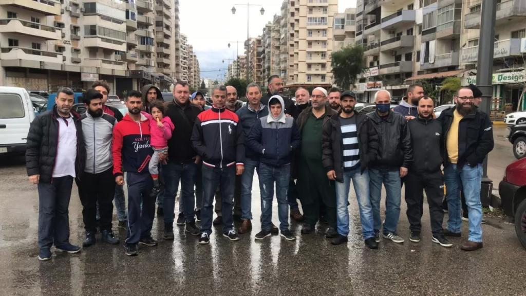 اعتصام لموزعي الخبز في طرابلس: نحذر من اللجوء الى خطوات تصعيدية في حال تم الإبقاء على حصر بيع الخبز في صالات الافران والمخابز