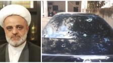 تعرض سيارة المفتي الشيخ عباس زغيب لإطلاق نار في المريجة