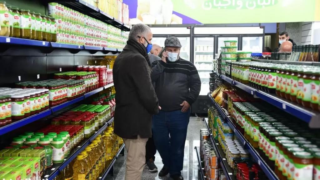 """بالصور/ """"بيت الخير"""" للمواد الغذائية والمونة يشرع أبوابه في مدينة بنت جبيل"""